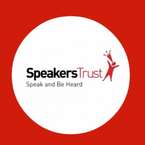 Proud members of The Speakers Trust.